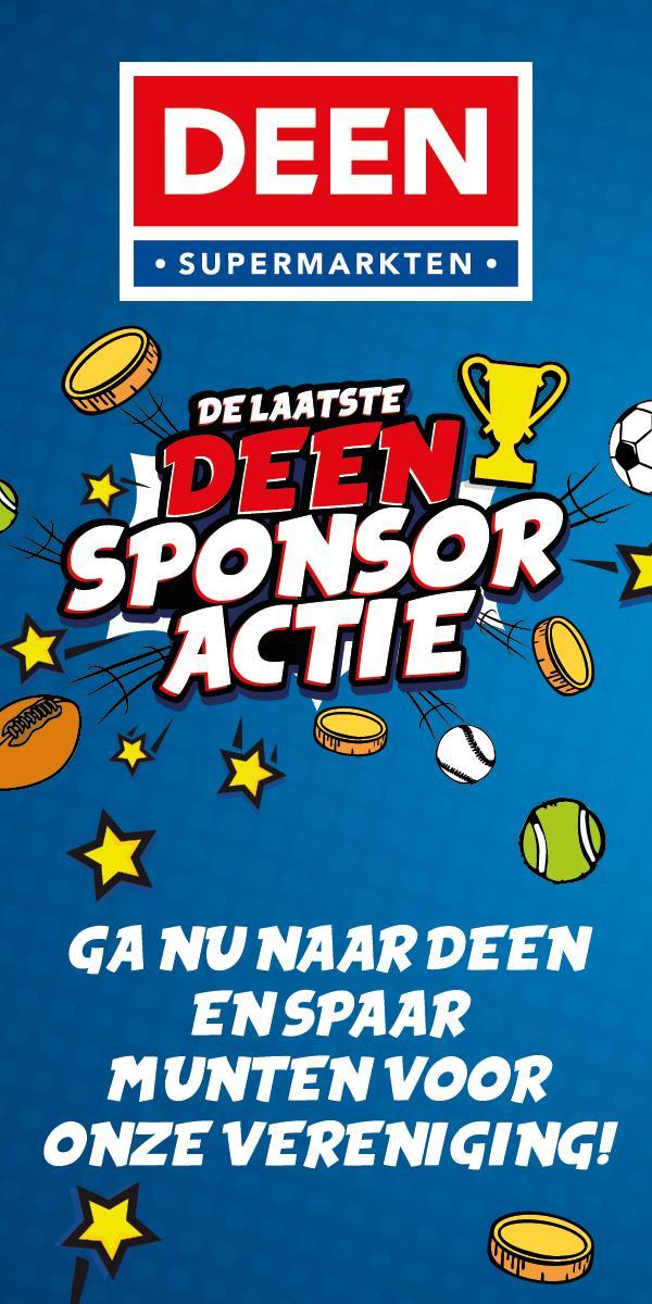 Sponsoractie Deen Hoornse Schouw